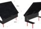 Metāla pamatne kp-450x350mm-plāksnei